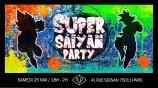 mangas - Super Saiyan Party