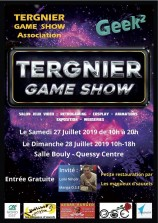évenement - Tergnier Game Show