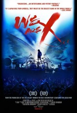 mangas - Projection de We are X au club de l'étoile