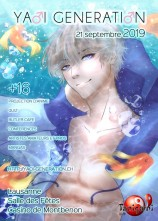 mangas - Yaoi Generation 2019