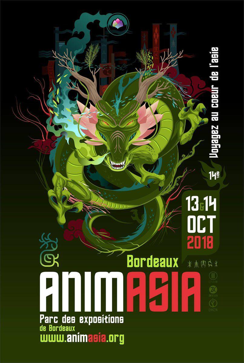 [CONVENTION] Festival Animasia - 2018 Animasia-2018-affiche