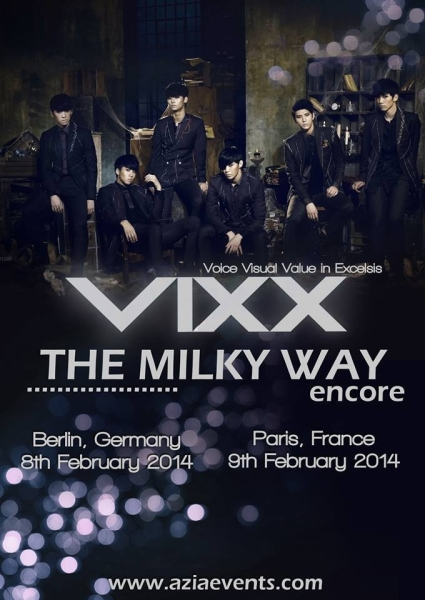 Vixx à Paris en février Vixx-milky-may-encore-fev-2014