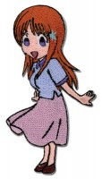 goodie - Bleach - Patch Tissu Orihime SD
