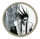 goodie - Bleach - Patch Tissu Kenpachi