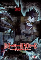 Calendrier - Death Note - 2009