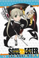 Goodie -Calendrier - Soul Eater - 2010