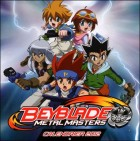 Calendrier - Beyblade Metal Fusion - 2012