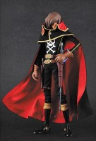 Albator - Captain Harlock - Real Action Heroes