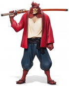 goodies manga - Kumatetsu - Super Figure Art Collection - Medicos Entertainment