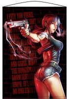 Black Lagoon - Store Mural Revy A - Cospa