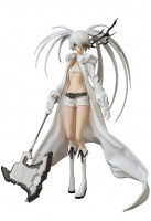Black Rock Shooter - Real Action Heroes Ver. White - Medicom Toy