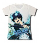 Blue Exorcist - T-shirt Rin - Great Eastern Entertainment