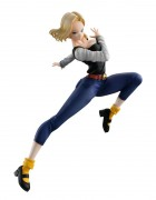 goodie - C-18 - Dragon Ball Gals Ver. IV - Megahouse