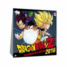 Calendrier - Dragon Ball Z - 2016 - Kazé