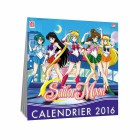 Calendrier - Sailor Moon - 2016 - Kazé