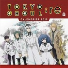 Tokyo Ghoul:re - Calendrier 2019 - @Anime