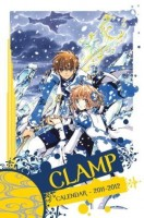 Calendrier - Clamp - 2012