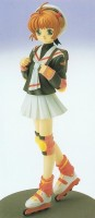 goodie - Sakura Kinomoto - Ver. School Uniform - Clayz