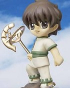 Clamp In 3D Land - Shaolan Ver. TRC 2 - Movic