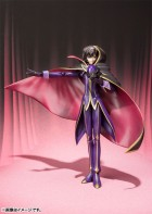 goodies manga - Lelouch Lamperouge - S.H. Figuarts - Bandai