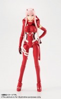 goodies manga - Zero Two - S.H. Figuarts - Bandai