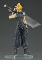 Dissidia Final Fantasy - Trading Arts - Cloud Strife - Square Enix