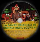 Goodie -Donkey Kong Country - CD Bande Originale - Nintendo