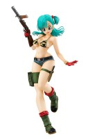 Goodie -Bulma - Dragon Ball Gals Ver. Army - Megahouse