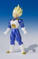 goodies manga - Dragon Ball Z - Shodo - Vegeta SSJ - Bandai