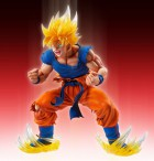 goodies manga - Son Goku - Super Figure Art Collection Ver.2 Clear Hair - Medicos Entertainment