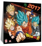 Dragon Ball Super - Calendrier 2017 - Kazé