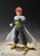 goodies manga - Time Patroller - S.H. Figuarts - Bandai