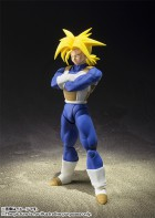 goodies manga - Future Trunks - S.H. Figuarts Ver. SSJ