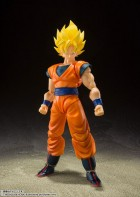 goodie - Son Goku - S.H. Figuarts Ver. Super Saiyan Full Power - Bandai