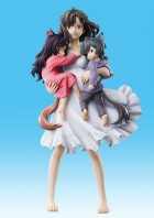 goodies manga - Hana, Ame & Yuki - Super Figure Art Collection - Medicos Entertainment
