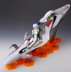 Rei Ayanami - Dwell Ver. Entry Plug Interior - Vertex