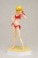 Saber Extra - Beach Queens Ver. Red Edition