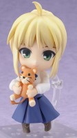 goodies manga - Saber - Nendoroid Ver. Plain Clothes