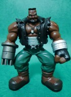 goodie - Barret Wallace - FFVII Extra Knights - Bandai