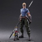 goodies manga - Cid Highwind - Play Arts Kai - Square Enix
