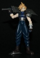 goodie - Cloud Strife - FFVII Extra Knights - Bandai