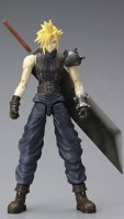 goodies manga - Cloud Strife - Play Arts