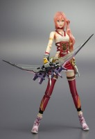 goodies manga - Serah Farron - Ver. Final Fantasy XIII-2 - Play Arts Kai