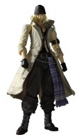 goodies manga - Snow Villiers - Play Arts Kai