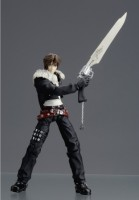 goodies manga - Squall Leonhart - Play Arts