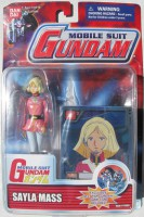 goodie - Sayla Mass - Action Figure - Bandai