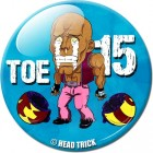 goodie - Head Trick - Badge Chapter Toe