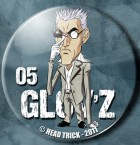 goodie - Head Trick - Badge Chapter Glov'z