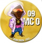 goodie - Head Trick - Badge Chapter MC 0