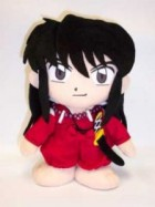 Inu Yasha - Peluche Ver. Humain - Great Eastern Entertainment